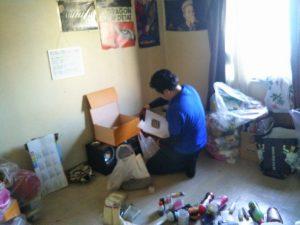 【作業実績】河内長野市にて空き家整理を実施