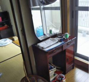 【作業実績】大阪市平野区にて施設に移られる為の家財整理、生前整理を実施