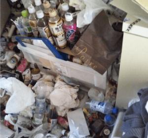 【作業実績】堺市東区にてゴミ屋敷清掃を実施