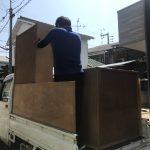 【作業実績】堺市西区にて空き家整理を実施