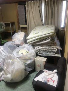 【作業実績】岸和田市にて生前整理、お部屋のお片付けを実施。