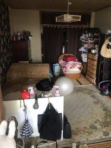 【作業実績】兵庫県西宮市にて生前整理、お部屋のお片付けを実施。