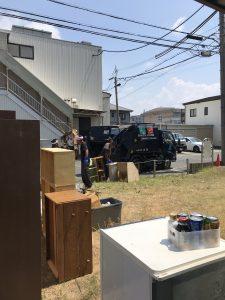 【作業実績】和泉市にて空き家整理、お部屋のお片付けを実施。