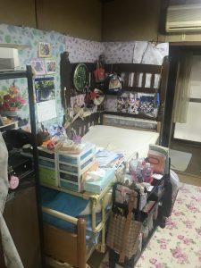 【作業実績】高槻市にて遺品整理、空き家整理を実施。