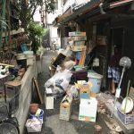【作業実績】大阪市西成区にて遺品整理、空き家整理を実施。