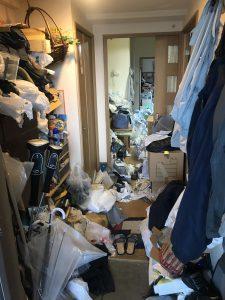 【作業実績】兵庫県西宮市にて空き家整理、お部屋のお片付けを実施。