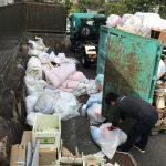 【作業実績】兵庫県三木市にて遺品整理、空き家整理を実施。