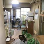 【作業実績】兵庫県尼崎市にて空き家整理、お部屋のお片付けを実施。