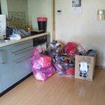 【作業実績】岸和田市にて空き家整理、お部屋のお片付けを実施。