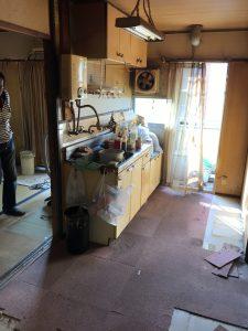 【作業実績】平野区にて家財整理、生前整理を実施。