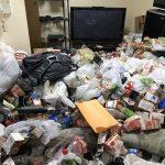 【作業実績】大阪市城東区にてゴミ屋敷清掃を実施。