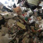 【作業実績】兵庫県神戸市兵庫区にてゴミ屋敷清掃を実施。