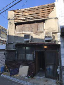 【作業実績】大阪市此花区にて空き家整、遺品整理を実施。