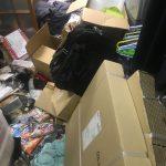 【作業実績】大阪市淀川区にてゴミ屋敷清掃を実施。