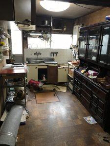 【作業実績】堺市中区にて空き家整理・空室整理を実施。