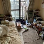 【作業実績】大阪市西淀川区にて遺品整理を実施。