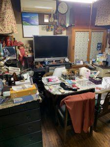 【作業実績】大阪市東住吉区にて遺品整理を実施。