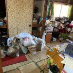 【作業実績】寝屋川市にて特殊清掃・遺品整理を実施。