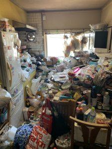 【作業実績】大阪市鶴見区にて生前整理・家財整理を実施。