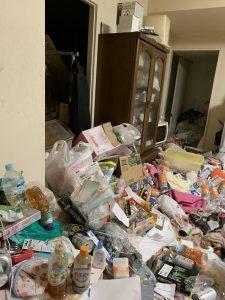 【作業実績】兵庫県伊丹市にて生前整理・ゴミ屋敷清掃を実施。