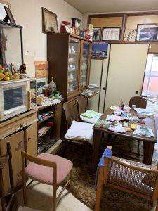 【作業実績】神戸市中央区にて遺品整理を実施。