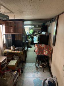 【作業実績】兵庫県尼崎市にて遺品整理を実施。