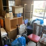 【作業実績】神戸市須磨区にて遺品整理を実施。