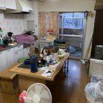 【作業実績】大阪市西成区にて遺品整理を実施。